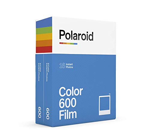 🥇 Polaroid Color Film for 600 Double Pack