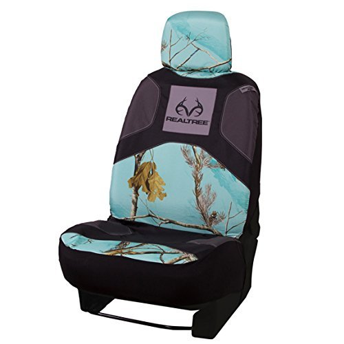 pink camo truck seat covers - 3