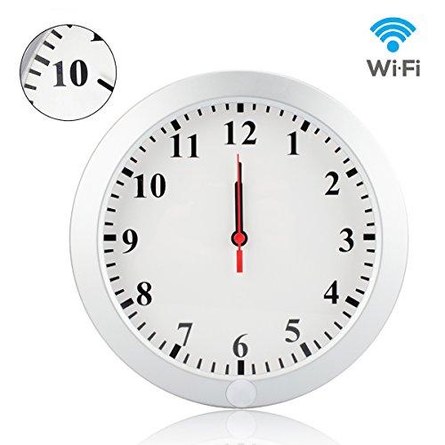 Spy Camcorder Clock - 5