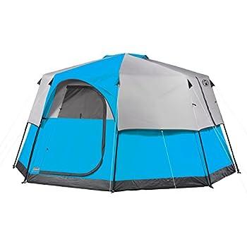 Coleman Octagon 98 Tent 13x13 Feet  sc 1 st  Amazon.com & Amazon.com : Coleman Octagon 98 Full Rainfly Signature Tent ...