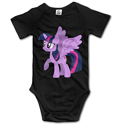 Sparkle Vintage Onesie (Baby Onesie FANMADE Smiling Princess Twilight Sparkle Vintage Baby)