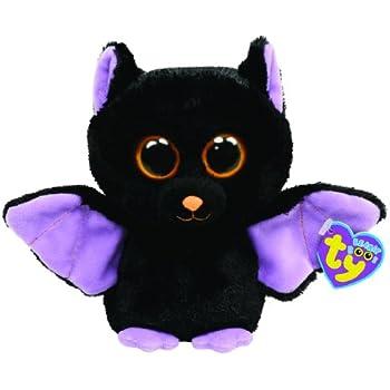 ab55d6f4d94 Amazon.com  TY Beanie Boos - MIDNIGHT the Bat ( Plastic Key Clip ...