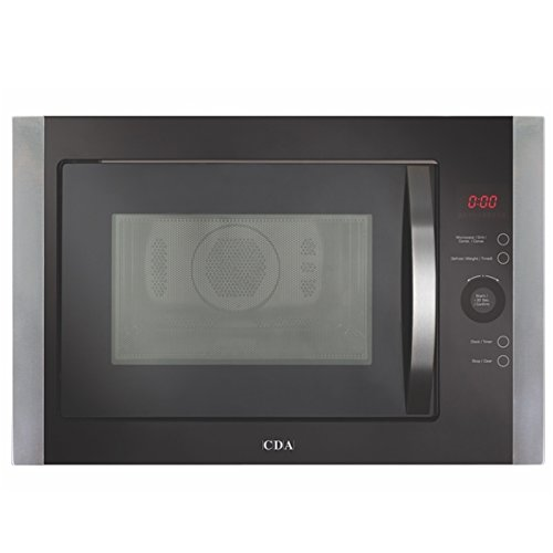CDA VM451SS Built In Touch Control Microwave Oven, Grill & Convection Oven