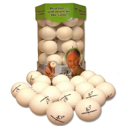 Almost Golf 36 Practice Ball Refill Pack - ()