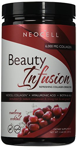 Antioxidant Skin Beauty Cocktail (Neocell Beauty Infusion Cranberry Cocktail)