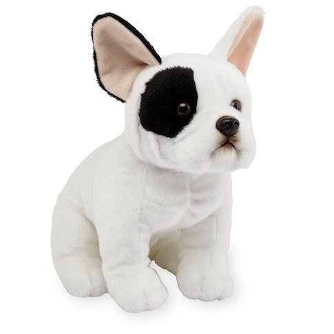 Animal Alley - 10.5 inch FRENCH BULLDOG Plush - This Sweet Pup Would Just Love to be Your New Best Friend!