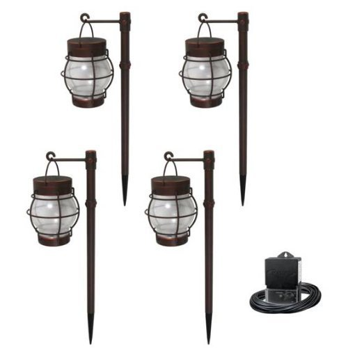 Nautical Themed Solar Lights - 3