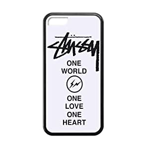 meilz aiaiQQQO St¡§1ssy Stussy Logo Cell Phone Case for iphone 6 plus 5.5 inchmeilz aiai