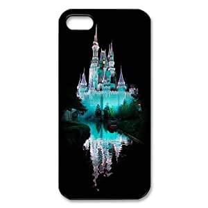 Custom Your Own Personalised Disney Castle iPhone 5 Best Durable Case Cover
