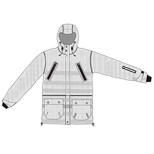 18-19 COLLECT MANIA コレクトマニア COM-04 HUMAN JACKET ヒューマンジャケット スノーボードウェア スノーウェア B07JHLDK1M XL|#8_コブランCHECK #8_コブランCHECK XL