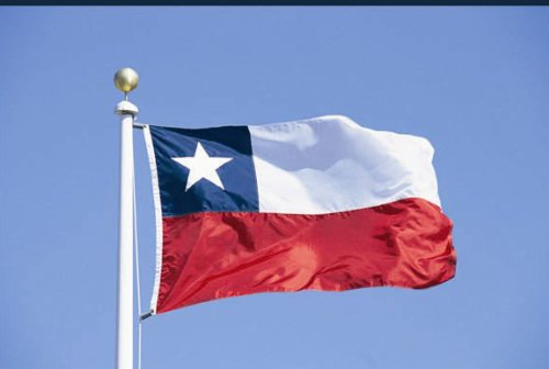 Chile National Country Flag 3x5 Feet
