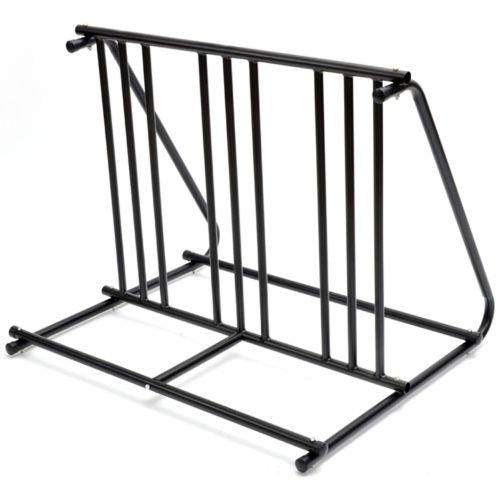 HD Steel 1-6 Bikes Floor Mount Bicycle Park Storage Parking Rack Stand 2 3 4 - Pro Repair Ultimate Stand Elite