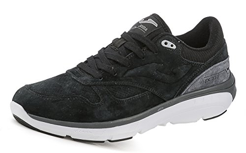 Joma C.jx 330 601 Negro - Zapatos polideportivas al aire libre Unisex adulto NEGRO