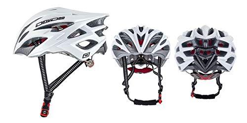 Dirty Dog Cycle Helmet Sprint Weiß L-XL 47040