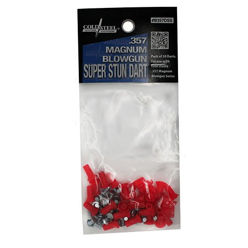 Cold Steel B357DSS Super Stun Darts for .357 Magnum Blowgun
