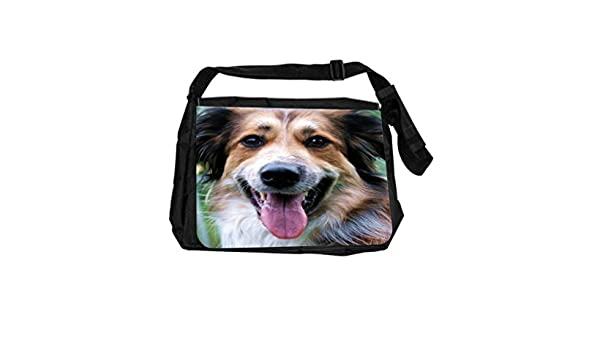 Australian Shepherd Dog Rosie Parker Inc TM School Backpack and Pencil Case Set