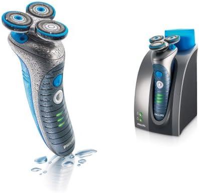 Philips HS8060 con soporte de carga y rellenado Afeitadora NIVEA FOR MEN, 1,5 MB/s - Maquinilla de afeitar: Amazon.es: Salud y cuidado personal