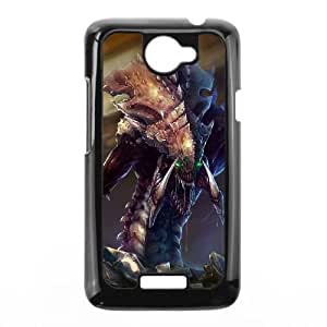 HTC One X Black phone case StarCraft 2 OLP4822601