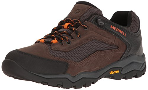 Image of Merrell Men's EVERBOUND Vent Backpacking Boot, Slate Black, 10.5 M US