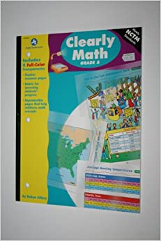 Judy/Instructo Clearly Math Grade 5 Book