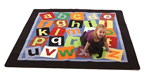 House of Kids 22102, polyester Multicolored, 200 x 0,5 x 200 cm 22102-E3