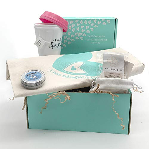 Ecocentric Mom 3rd Trimester Organic Pregnancy Gift Box