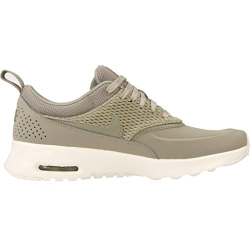 Sneakers Thea Premium Max Leather Vert Air Basses Nike Femme Xqx6wBAEy