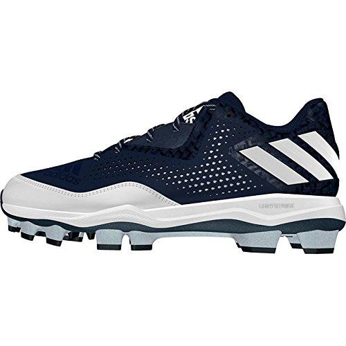 Tpu Shoe white Women's Softball adidas Poweralley Performance Navy W 4 pwRxzqXF0