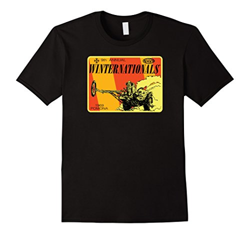 NHRA 1969 Winternationals t-shirt (Nhra Clothing)
