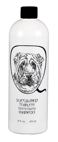 Yucca-Med Tearless Concentrate Shampoo 16oz., My Pet Supplies