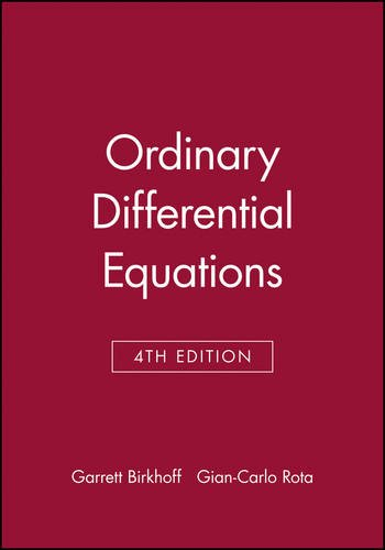 Unrefined Differential Equations