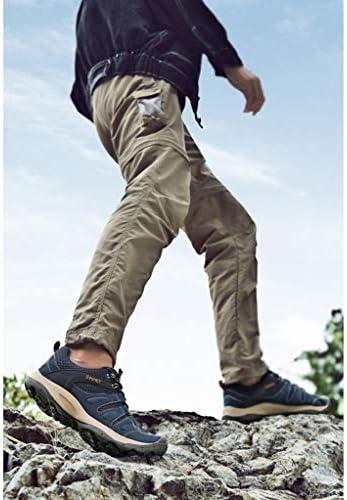 メンズ カジュアルシューズ 軽量 ハイキング スポーツ アウトドア 軽登山用シューズ 耐磨耗 スニーカー ウォーキングシューズ レジャー キャンプ 軽登山 ローカット 通気 防滑 日常 遠足 旅行 メッシュ
