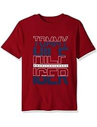 Boys Short Sleeve Graphic T-Shirt