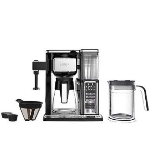Ninja Carafe Coffee Bar System with Single Serve by Ninja