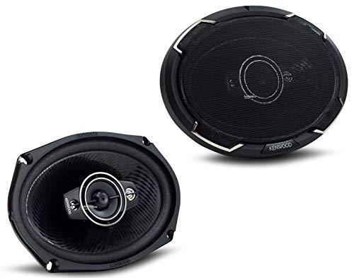 KENWOOD KFC-PS6986 Black 4-Way Speakers 6x9