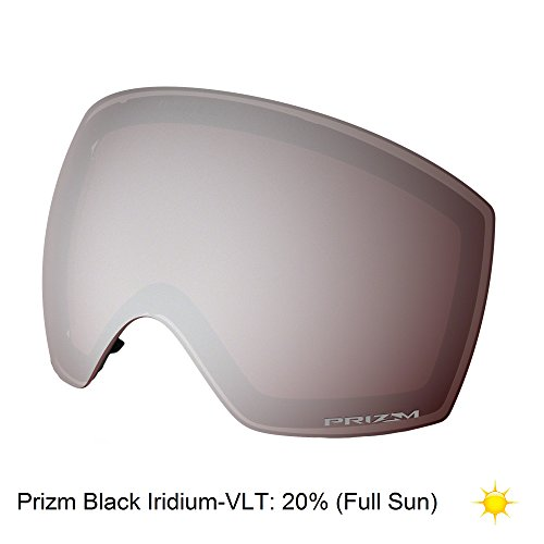 Oakley Flight Deck Replacement Lens, Prizm Black - Stores Sunglasses Oakley