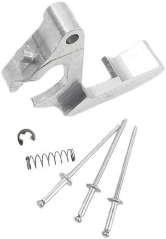 MotorKing C141A Shifter Selector Park Repair Lever Kit 2202679724 94-00 03-09 11 Mercedes-Benz Trans, 11mm without Offset