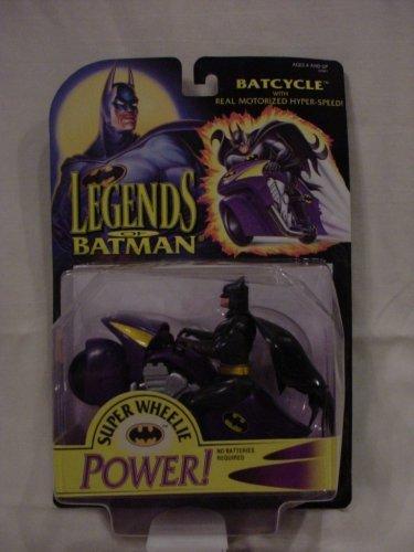 Legends of Batman Batman with Batcycle Kenner