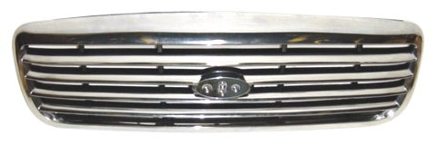 OE Replacement Ford Crown Victoria/LTD Grille Assembly (Partslink Number FO1200346)