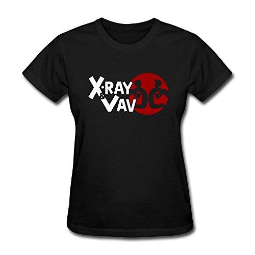 FEDNS Women's X Ray And Vav Promo T Shirt