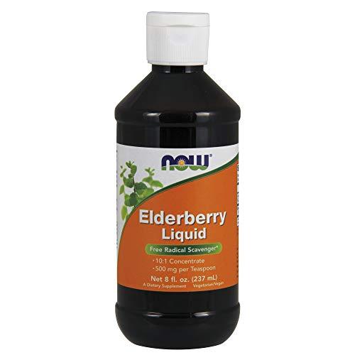 Cheap NOW Elderberry Liquid,8-Ounce