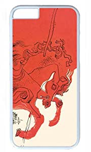 The Catcher in the Rye cover Limited Design PC White Case for iPhone 6 Plus by Cases & Mousepads wangjiang maoyi