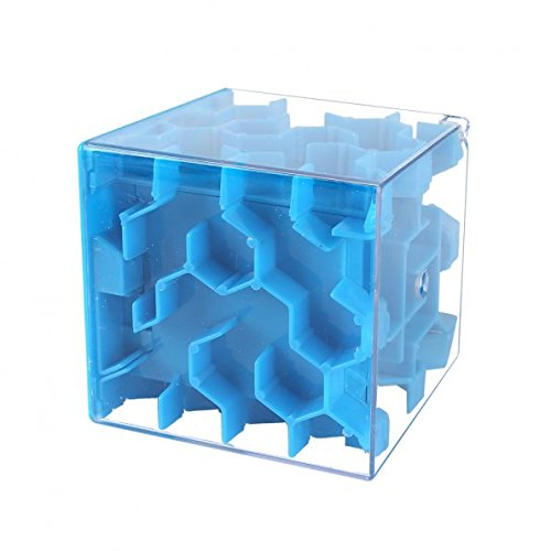 Us money maze coin cash honeycomb puzzle box save bank for Maze coin bank