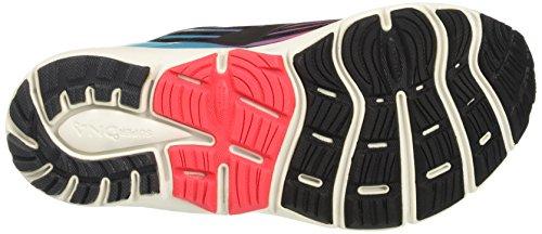 Brooks Women's Transcend 4 Gymnastics Shoes Black (Black/Diva Pink/Teal Victory) supply cheap online 8zzFaIJTne