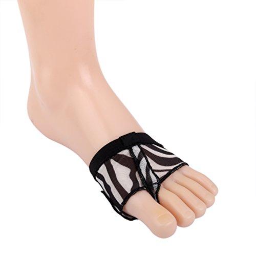 Pratique Chaussures Danse Ventre Outil 2 Paires Ballet Pieds Des Soin Du Mtatarsiennes L'avant De pied Magideal x0fwq07Pv