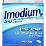 Imodium A-D Caplets 6ct Size 6ct Imodium A-D Caplets 6ct