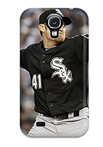 chicago white sox MLB Sports & Colleges best Samsung Galaxy S4 cases