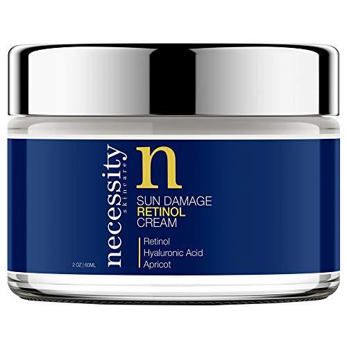 Necessity Skincare Retinol Sun Damage Cream for Face, 2 Fluid Ounce