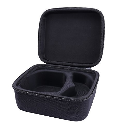 Aenllosi Storage Hard Case for Walkers Game Ear Walkers Razor Slim Electronic Hearing Protection Muffs fit Shooting Glasses