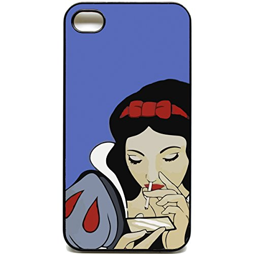 "iPhone 4 4S ""Snow white"" cocaine case retro """